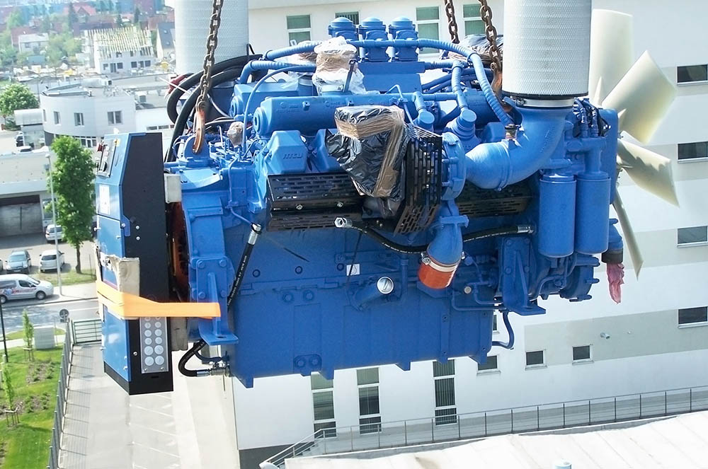 _0001_FLIPO-ENERGIA Posadowienie silnika Diesel agregatu pradotworczego