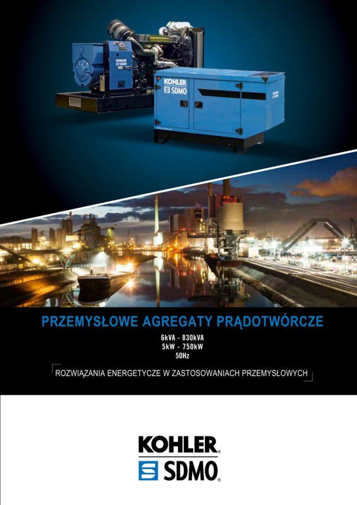 Agregaty przemysłowe broszura