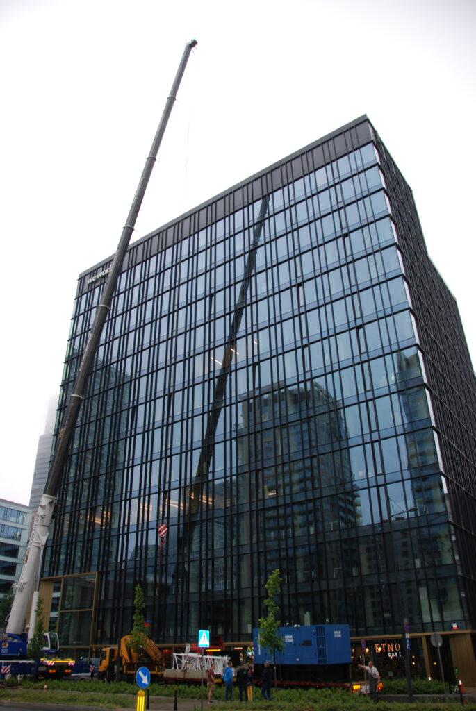 Budynek biurowy, Warszawa 2021, KD1100-F l Flipo Energia 1