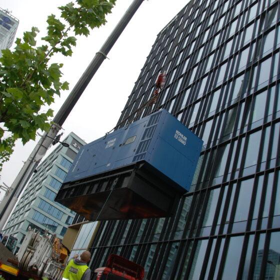 Budynek biurowy, Warszawa 2021, KD1100-F l Flipo Energia 3